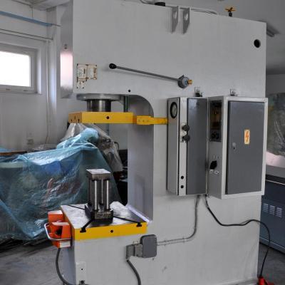 Hydraulic press WMW VEB WEMA ZEULENRODA ERFURT