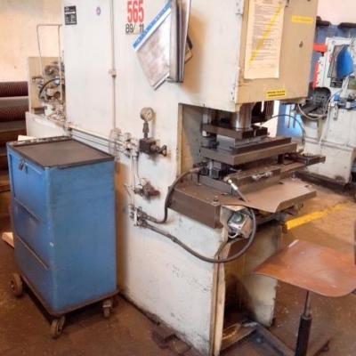 HIRSCH ATTING UMA 50 Hydraulic Press