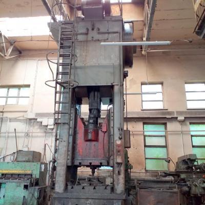HECKERT PKZ 400.1 double column mechanical press