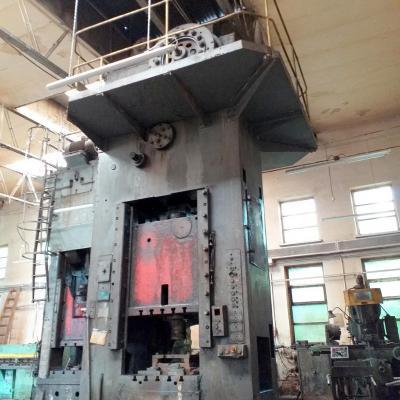 ZAMECH PKRR 400A double column mechanical press