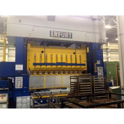 ERFURT PTRZSST 210 mechanical  transfer press