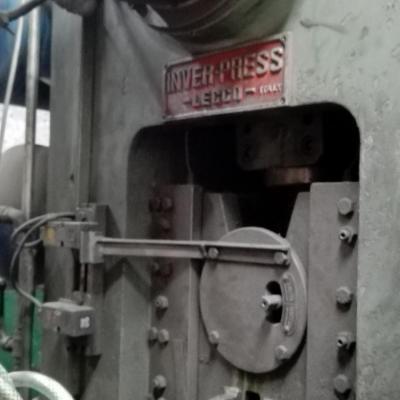 INVER PRESS LECCO 100 T forging line