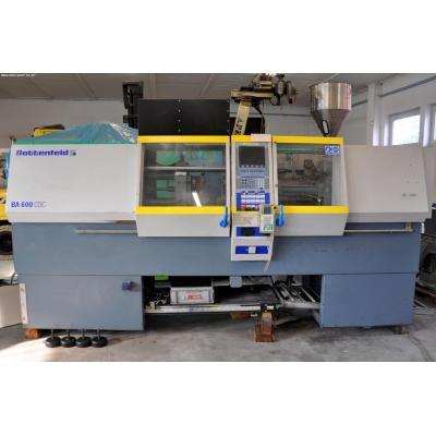 BATTENFELD BA 600 CDC injection molding machine