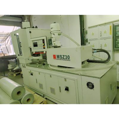 VICTOR MACHINERY MSZ 30 injection molding machine