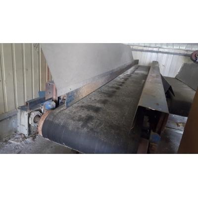 Taśmociąg 5 m, 1,1 kW