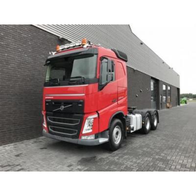Volvo  FH 500 6X4 TREKKERS