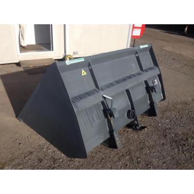 used grain bucket  TRE EMME 1700l
