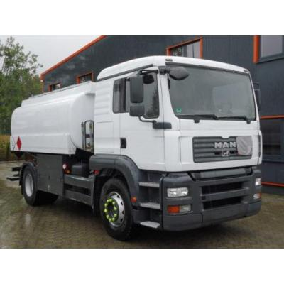 Man TGA 18.363 4x2 EURO3 Tankwagen Esterer