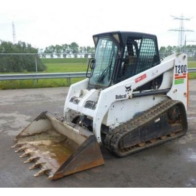 Bobcat T200