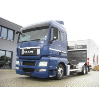 Man TGX 24.440 6X2 / EEV / 2 Tanks/Intarder