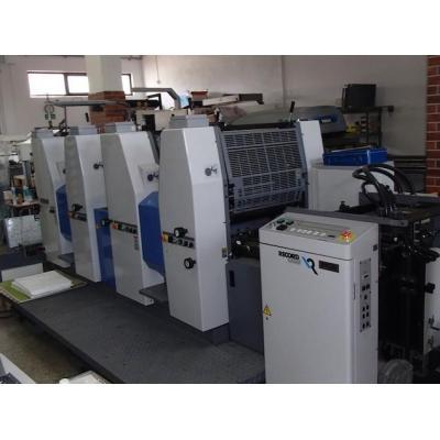 Maszyna offsetowa RYOBI 524 HXX