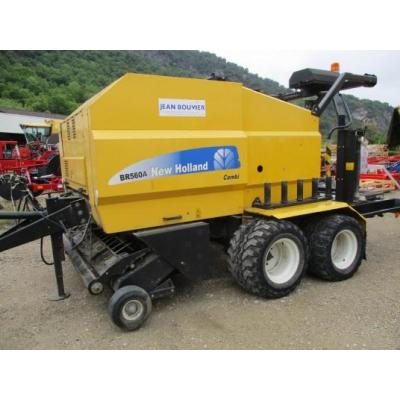 New Holland BR560 A