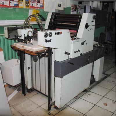 Maszyna offsetowa DOMINANT 514