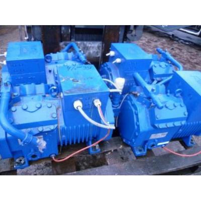 Używana sprężarka chłodnicza Bitzer 56.2 m3/h agre