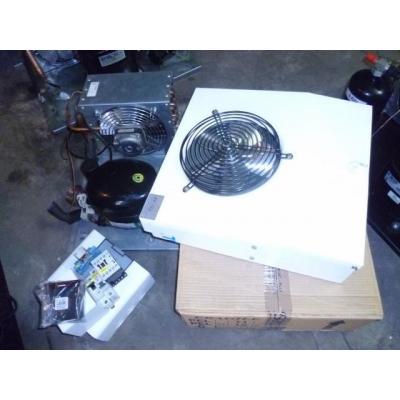 Agregat chłodniczy Copeland Scroll ZF40 K4E- TWD-5