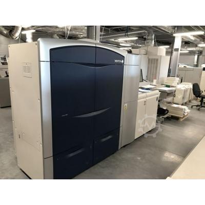Xerox Color 800, pierwsza instalacja 2012