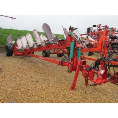 Kverneland RX100, 7 furrow wagon plough