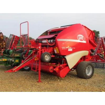Welger 435 Round Baler 2010 with 9500 Bale count
