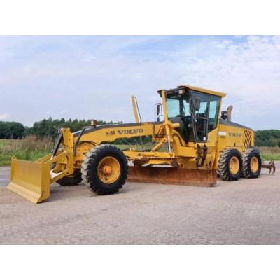 Volvo  G940 (with Front Blade/Ripper!)