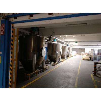 silosy aluminiowe mieszajace