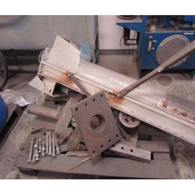 Filtr-sito hydrauliczne