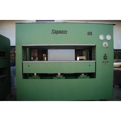 Prasa hydrauliczna o nacisku 550 Ton - 2500 x 1300