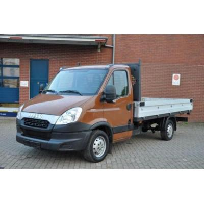 Iveco Daily 35S 13 Maxi 4,10 Pritsche AHK 3,5T 1.H