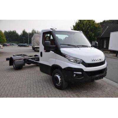 Iveco Daily 70 C17 Automatik Luftf. EURO5 Radst.47