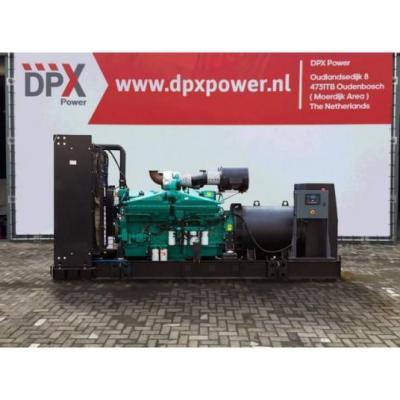 Cummins  KTA50G3 - 1.410 kVA - DPX-15522