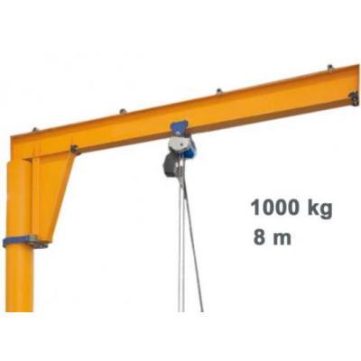 ABUS KS 1000 Säulenschwenkkran 2010
