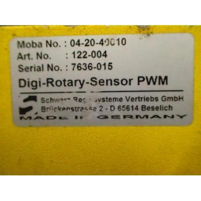 Moba mechanischer Höhenregler