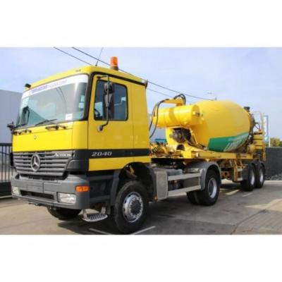 Mercedes-Benz  ACTROS 2040 AS + BETON MIXER