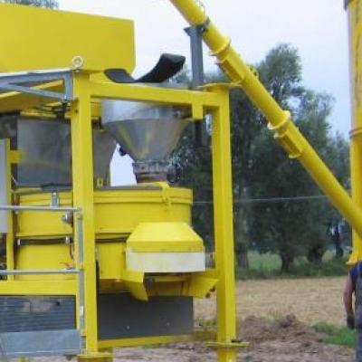 Mobilny węzeł betoniarki MF750/CS