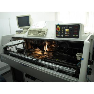 Układarka elementów przewlekanych Universal Radial