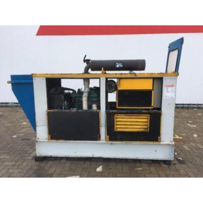 Mercedes  OM341V - 37 kVA Generator - DPX-11099