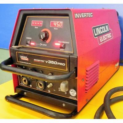 Spawarka inwertorowa LINCOLN V 350 Pro