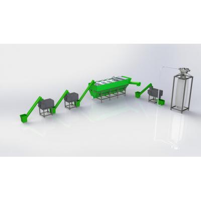 Wanna flotacyjna separacyjna Producent, CE