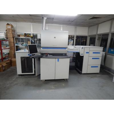 HP Indigo Printing Press 5000R/6-color