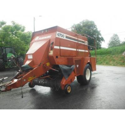 Hesston - Fiatagri 4700