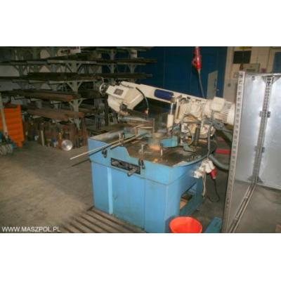Przecinarka półautomatyczna KNUTH SBS 280 maszyna