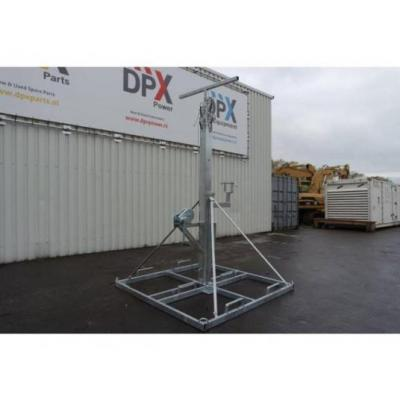 Onbekend DPX Light Tower Luxe - DPX-30001