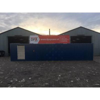 Onbekend DPX-29008 - 40FT ISO Generator Container