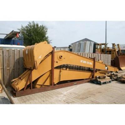 Caterpillar 320B longreach boom