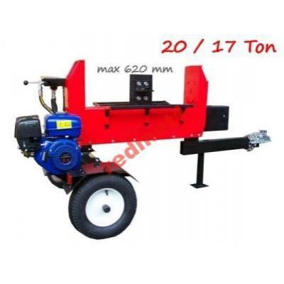 Łuparka hydrauliczna pozioma ŁHS 20T/17T-62