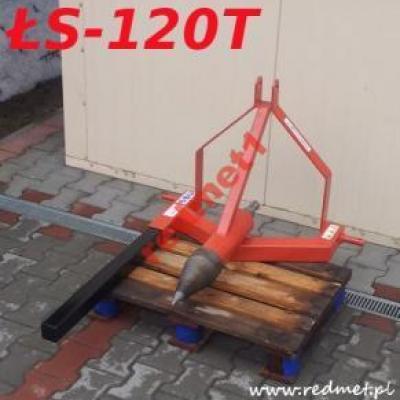 Łuparka mechaniczna stożkowa ŁS-120T