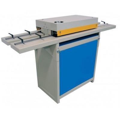 Maszyna do formawania zamków - elemntów HVAC