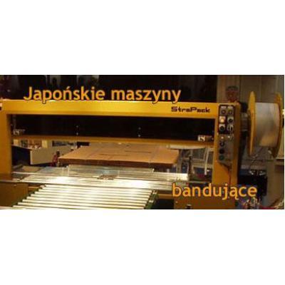 Maszyny pakujące Strapack