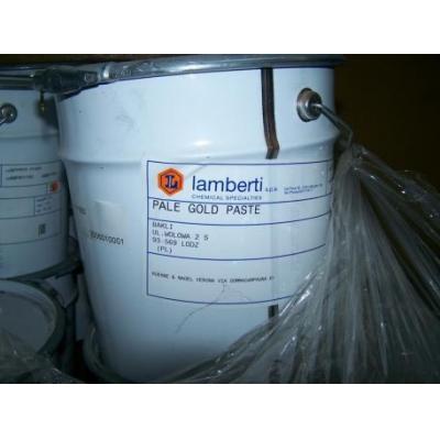 Gold Paste, pasta do złotych efektów na tkaninach.
