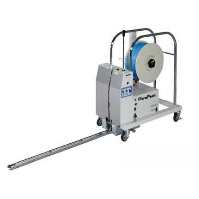Maszyna do spinania towarów na paletach