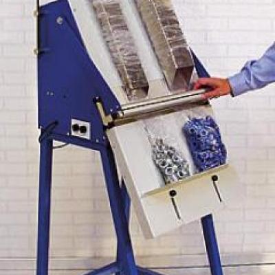 Zgrzewarki do woreczków foliowych